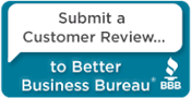 Submit a Review with the BBB - Affordable Northwest Roofing, Inc.